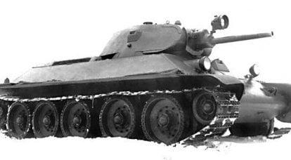Find and hit: l'évolution des moyens optiques du char T-34