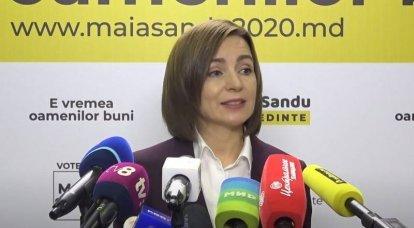 O novo presidente da Moldávia pretende conseguir a retirada das forças de manutenção da paz russas da Transnístria