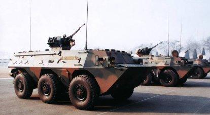 ホイールチャイニーズBTR WZ-551(タイプ92)
