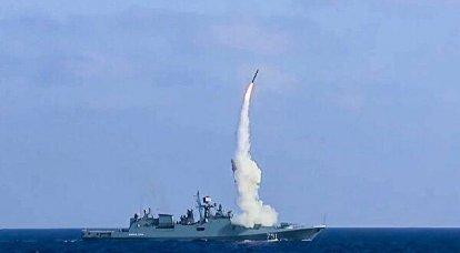 समुद्री शक्ति और क्रूज मिसाइलें। कैसे बेड़ा का उपयोग करता है कैलिबर?