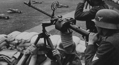 ドイツの対空小口径対ソビエト航空機(2の一部)