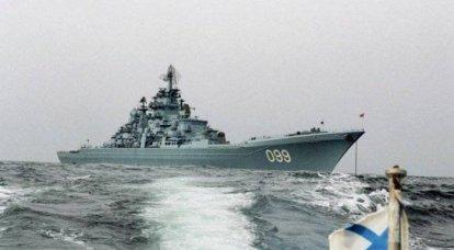ロシア艦隊の問題