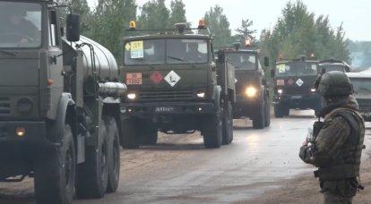 """रूस अभ्यास """"पश्चिम-2021"""" में सैनिकों की गुप्त तैनाती पर काम करेगा"""