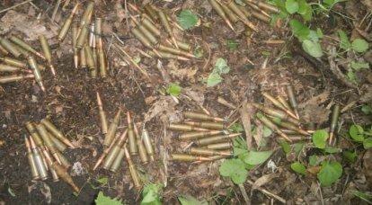 """""""उन्होंने खुद पर गोली चलाई"""": यूक्रेनी सशस्त्र बलों ने गोलूबोव्स्की के पास की घटनाओं के लिए एलपीआर के पीपुल्स मिलिशिया को दोषी ठहराया"""