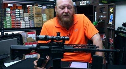 L'armée indienne achète des milliers de fusils d'assaut américains Sig 716