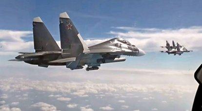 La aviación naval de la Armada rusa se repondrá con los últimos cazas Su-30SM2