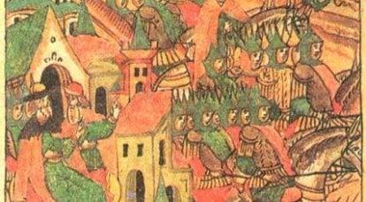 """""""E tutta la loro terra fu catturata e bruciata in mare"""". """"Crociata"""" di Ivan III contro Novgorod"""