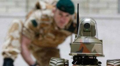 第三次军事革命:不应装备机器智能