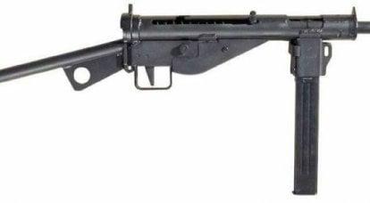 Volkssturm用の自動武器。 貧しい人々のためのステン