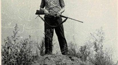 「ウィンチェスター」についてのバラード:第一次世界大戦と狩猟で...