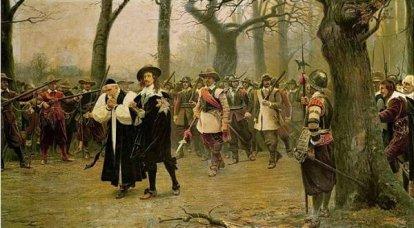 The English Massacre: Cavaliers vs. Roundheads