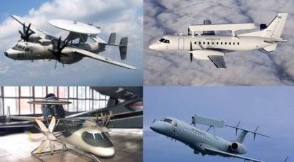 地基防空导弹系统与飞机的相互作用