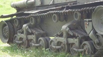 동부 전선의 체코 Wehrmacht 탱크