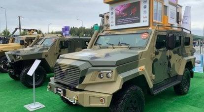 """第一次参加展览:"""" Army-2020""""有趣的新颖性"""