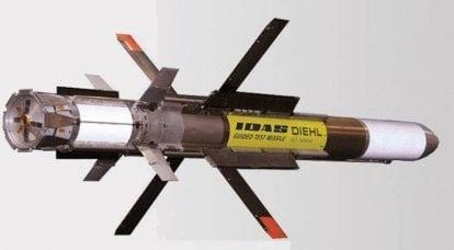 Fusée en laisse. Système anti-aérien IDAS pour sous-marins