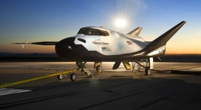 In the United States are preparing a new Shuttle. Spaceplane Dream Chaser