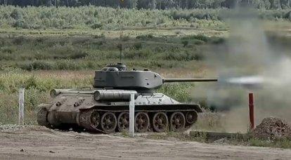 """""""Convient pour combattre les navires ennemis"""": l'utilisation de chars T-34-85 au Vietnam"""