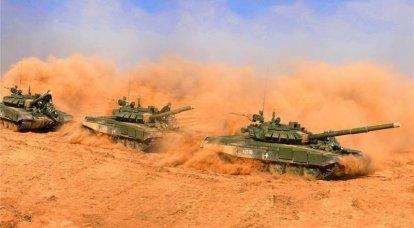 """""""Os militares chineses levaram apenas 2 horas para dominar a condução de nossos veículos de combate"""" - Tenente Coronel das Forças Armadas da RF durante um exercício"""