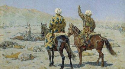 तुर्केस्तान टेरिटरी के आयोजक के.पी. कुफमैन
