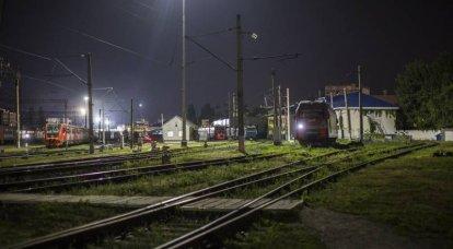 1520. Rus Demiryolları Altında Maden