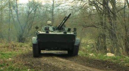La prensa estadounidense comenta sobre el incidente con los militares de las Fuerzas Armadas rusas que chocaron contra la valla del BMP-3 cerca de Volgogrado.