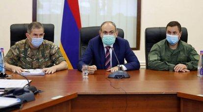 「私たちは不発のイスカンダーミサイルを持っていることがわかりました。アゼルバイジャンの人々はパシニャンの発言に皮肉を込めています。