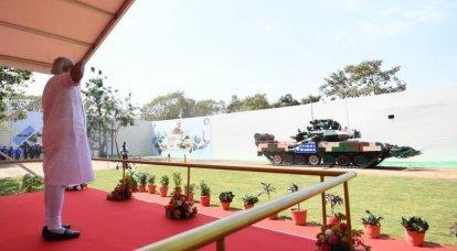 Déversements dans l'Indus et le Gange: l'Inde a un problème supplémentaire pour les énormes chars Arjun Mk-1A