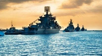 ロシアが必要とする艦隊の費用について