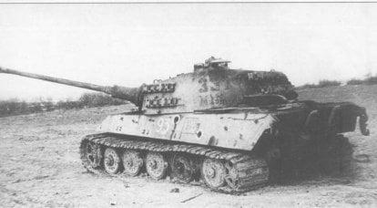 Battle of Balaton: defeat of the German armored elite