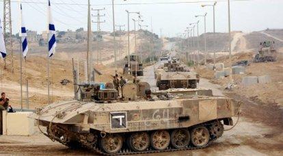 """""""Achzarit"""". Portaerei corazzato israeliano proveniente da carri armati sovietici"""