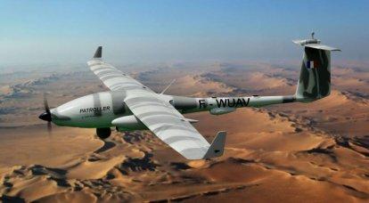 फ्रांसीसी सेना नवीनतम पैट्रोलर ड्रोन प्राप्त करेगी