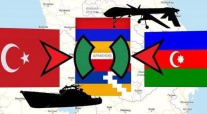 Ermenistan ile Azerbaycan arasındaki çatışmada silah seçimi: havacılık ve donanma
