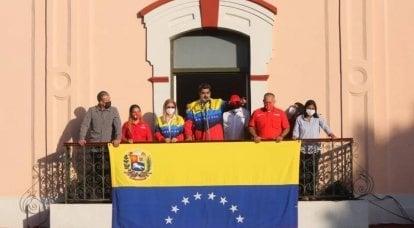 O presidente venezuelano anunciou um ataque terrorista a um grande gasoduto