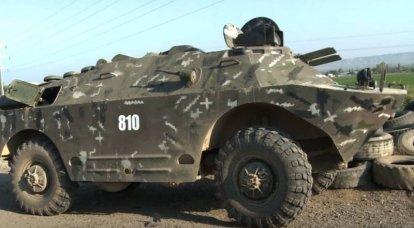 Vehículos blindados, armas y toneladas de municiones: el Ministerio de Defensa de Azerbaiyán mostró nuevos trofeos militares