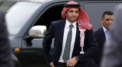 जॉर्डन: रिवर्स तख्तापलट