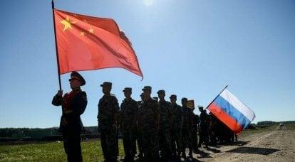 要求动议:中国准备将俄罗斯从世界武器市场上驱逐
