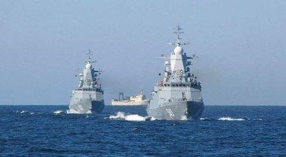 La flotte balte est-elle une ancienne flotte? Non!