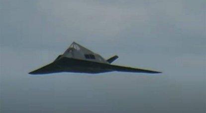 Amerika Birleşik Devletleri'nde, hizmet dışı bırakılan F-117A gizli uçağının, Çin J-20 ile savaşı uygulamak için tekrar tatbikatlara götürülmesi önerildi.