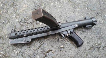 短機関銃:昨日、今日、明日。 9の一部 イギリス人イギリス人