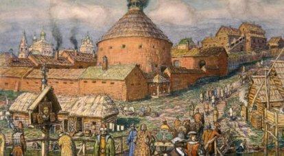 Dalla storia della formazione di artiglieria in Russia. H. 1