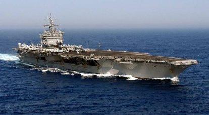Portaaviones Enterprise. El primer portaaviones de propulsión nuclear de la historia