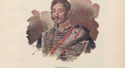 Heroísmo e traição. História do 8º regimento de hussardos de Lubensky