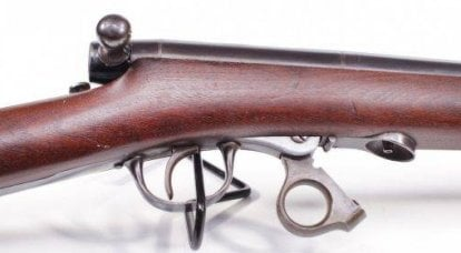 "Green's rifle: the first among the Russian ""breech-loading"" ..."