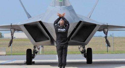 """""""Raptors"""" ve B-2 olmadan: hangi uçak Birleşik Devletler Hava Kuvvetlerini terk edecek"""