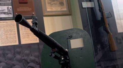 L'un des exemples les plus infructueux d'armes soviétiques