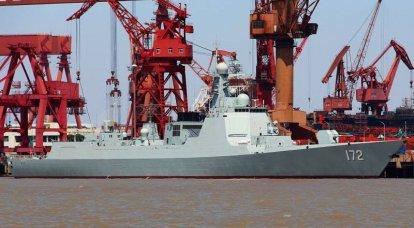 中国海軍:新規および将来の買収
