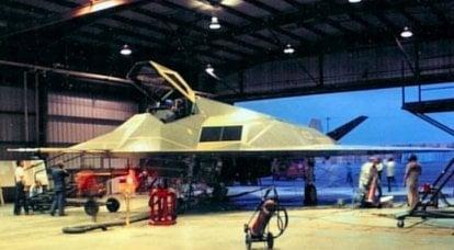 특이한 공격기 위장 : 미국은 F-40의 첫 비행 117 주년을 기념합니다.