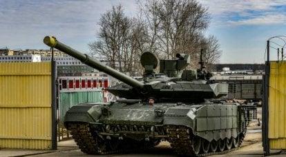 Le ministère de la Défense a annoncé le nombre de chars devant être livrés aux troupes d'ici la fin de l'année