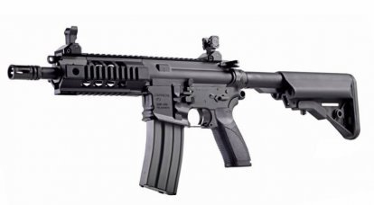 UAE Company to Meet Indian Requirements and Launch CAR 816 Rifles in India