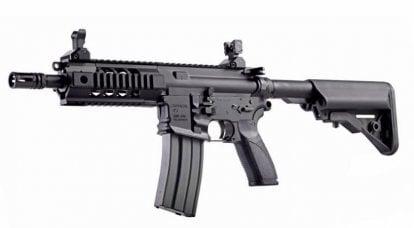 Compañía de los Emiratos Árabes Unidos cumplirá los requisitos de la India y lanzará rifles CAR 816 en India